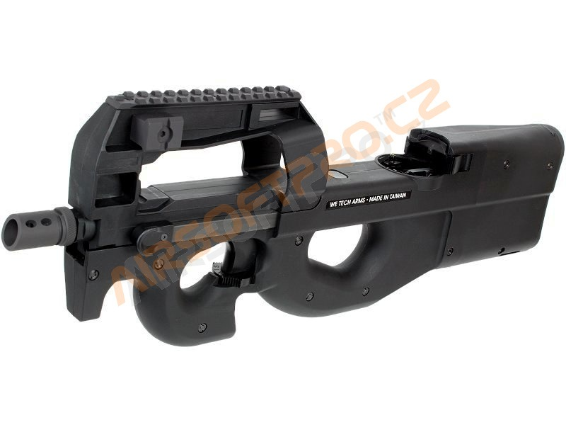 Airsoftový samopal TA-2015 P90 , plyn, blowback [WE]