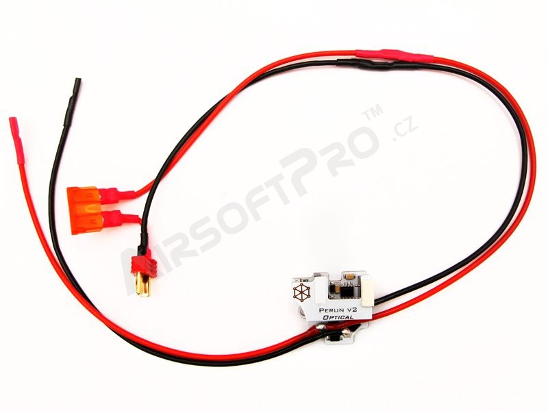 Processor trigger unit PERUN V2 Optical front wired [Perun]