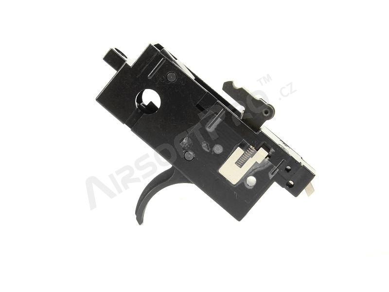Complete steel CNC trigger box for WE GBB M4/M16/HK416  [RA-Tech]