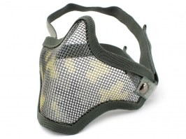 Face protecting mesh mask - ACU [101 INC]