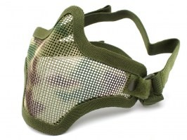 Face protecting mesh mask - Woodland [101 INC]
