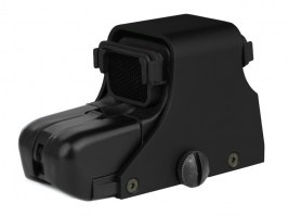 Kill flash for 551 and 552 Dot sight - black [101 INC]