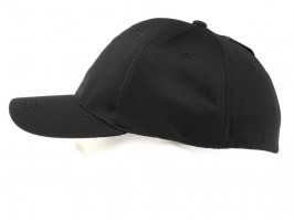 Kids cap - black [101 INC]