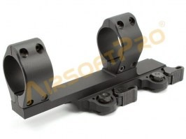 Tactical style 30mm SPR Q.D. double scope mount