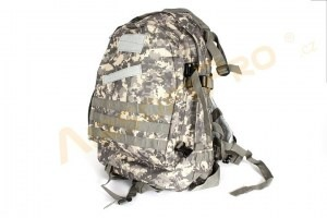 3-Day Molle Assault Backpack Bag 25L - ACU [A.C.M.]