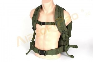 3-Day Molle Assault Backpack Bag 25L - Olive [A.C.M.]
