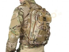 Military 3P Traveling Backpack 13L - Multicam [A.C.M.]