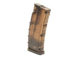 Airsoft 450 rds M4 mag style speed Loader - brown [6mm Proshop]