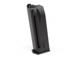 20 rounds magazine for WE Browning Hi-Power - black [WE]