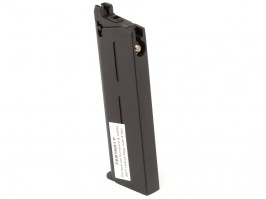 25 rounds gas magazine for KJ Works 1911 [KJ Works]
