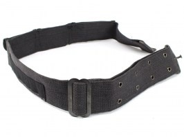Kids belt with pouches - black [Fostex Garments]