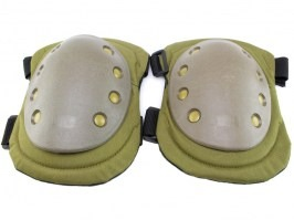 Elbow and Knee pad set - Coyote Brown (CB) [A.C.M.]