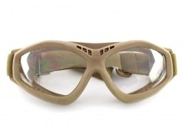 Extreme Low Profile Glasses - DE [A.C.M.]