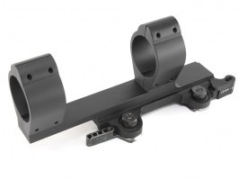 LaRue style 30mm SPR/M4 QD scope mount