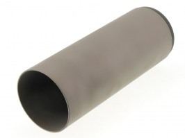 Long sun shade extender for riflescopes with 40mm lens diameter (tube 45mm) - TAN [A.C.M.]