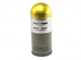 M433HE1 Grenade Dummy/Golden