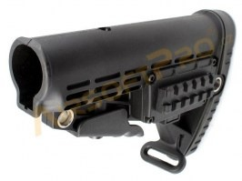 M4 retractable BDC stock - Black