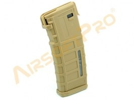 300 rounds hicap PMAG magazine for M4 series - TAN - NON-FUNCTIONAL