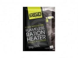Flameless heating pad - 50g [Adventure Menu]