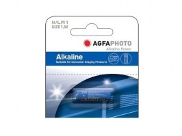 Alkaline non-rechargeable battery 1.5V LR1 [AgfaPhoto]