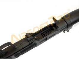 Airsoft sniper SVD GBB - black - full metal, blowback - CO2 version [AimTop]