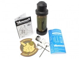 Airsoft granade TORNADO 2 Timer Frag - FDE [Airsoft Innovations]