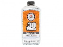Airsoft BBs G&G 0,30g 5600pcs in bottle- gray [G&G]