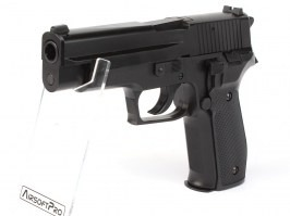 Airsoft pistol 226 spring action  - black [KWC]