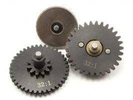 Ultra High torque Gear Set 32: 1 - flat gear [AirsoftPro]