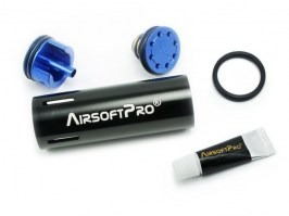 Air set, cylinder with holes [AirsoftPro]