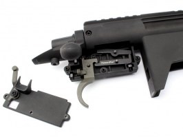 Upgrade STEEL trigger sears set for Ares Amoeba Striker AS-01 [AirsoftPro]