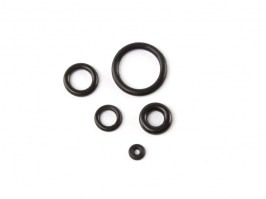 Set of rubber seals for KSC GBB pistol valves [AirsoftPro]