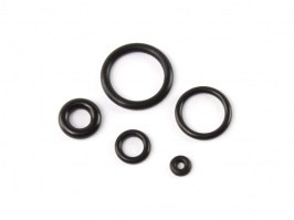 Set of rubber seals for Tokyo Marui and KJ Works GBB pistol valves [AirsoftPro]
