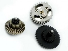 Reinforced CNC gear set for SR-25 [AirsoftPro]