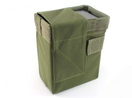 2500 rounds magazine for MK43 / M60 [A&K]