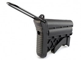 Standalone MK46 telescopic stock for machine guns [A&K]
