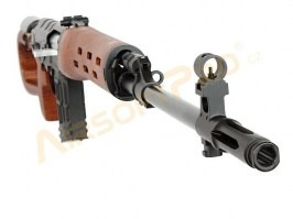 Spring action SVD Dragunov, up to 560 FPS - wood imitation [A.C.M.]
