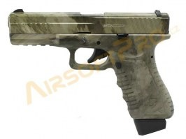 CO2 Action Combat 601 - blowback (ACP601) - ATACS AU / for display purpose