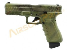 CO2 Action Combat 601 - blowback (ACP601) - Kryptek Mandrake / for display purpose