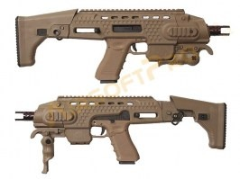 Caribe Action Combat Carbine Kit - Dark Earth