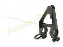 Front sight for M4/M16 with the gas tube and cap [APS]