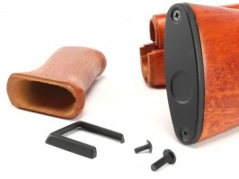 47 Type Wooden Hand Guard Set  [APS]