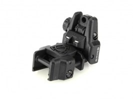 Rhino Rear Sight Black