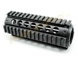 Battery RIS handguard for M4 [APS]