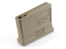 45 Rds Magazine for Amoeba AS01, AS02