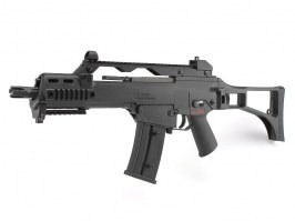 G36C, full metal, el. blowback - black (EFCS version !) [Ares/Amoeba]