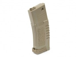 Mid-Cap 140 rds S CLASS ABS Magazine for M4 AEG - DE [Ares/Amoeba]