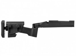 Striker Series Multi-Adjust Tactical Stock - Black [Ares/Amoeba]