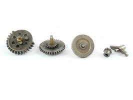 Set of all gears, pinion gear and anti-reversal latch for ARMY L85 (R85)