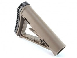 CTR PLUS stock for M4 series - TAN [Army]